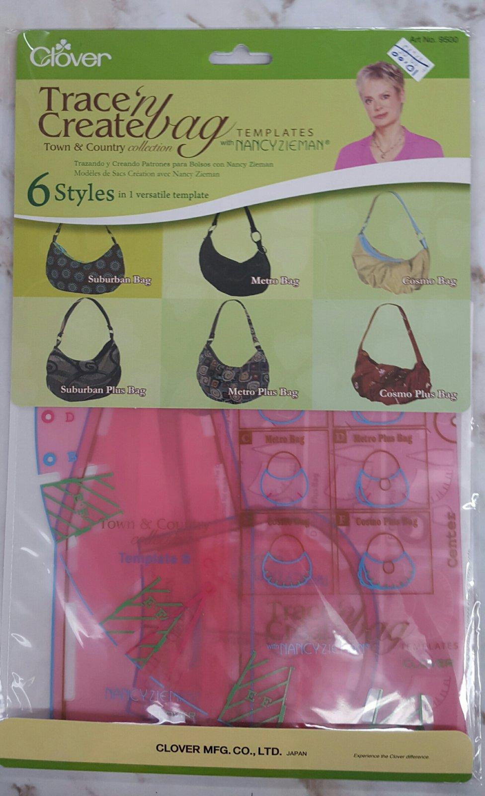 Trace 'n Create bag