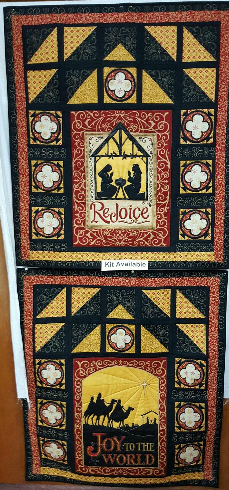 Rejoice In The Season Quilt Kit
