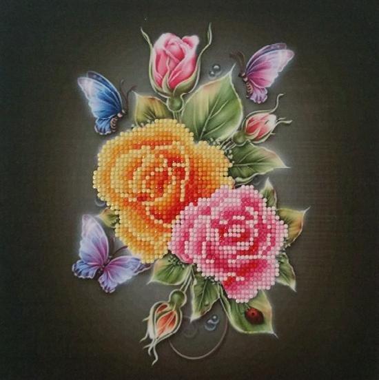 Diamond Kit - Roses