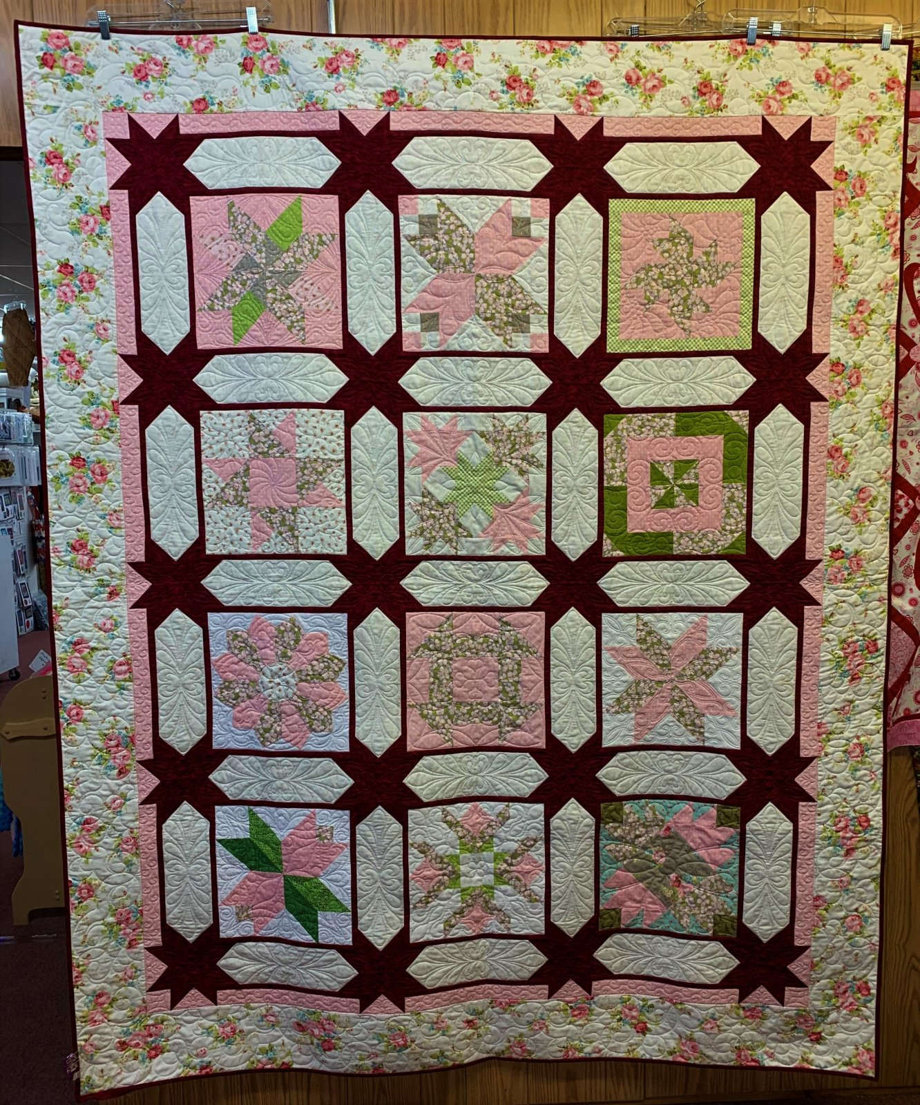 2019 Heart of Texas One Stop Shop Hop Quilt Kit