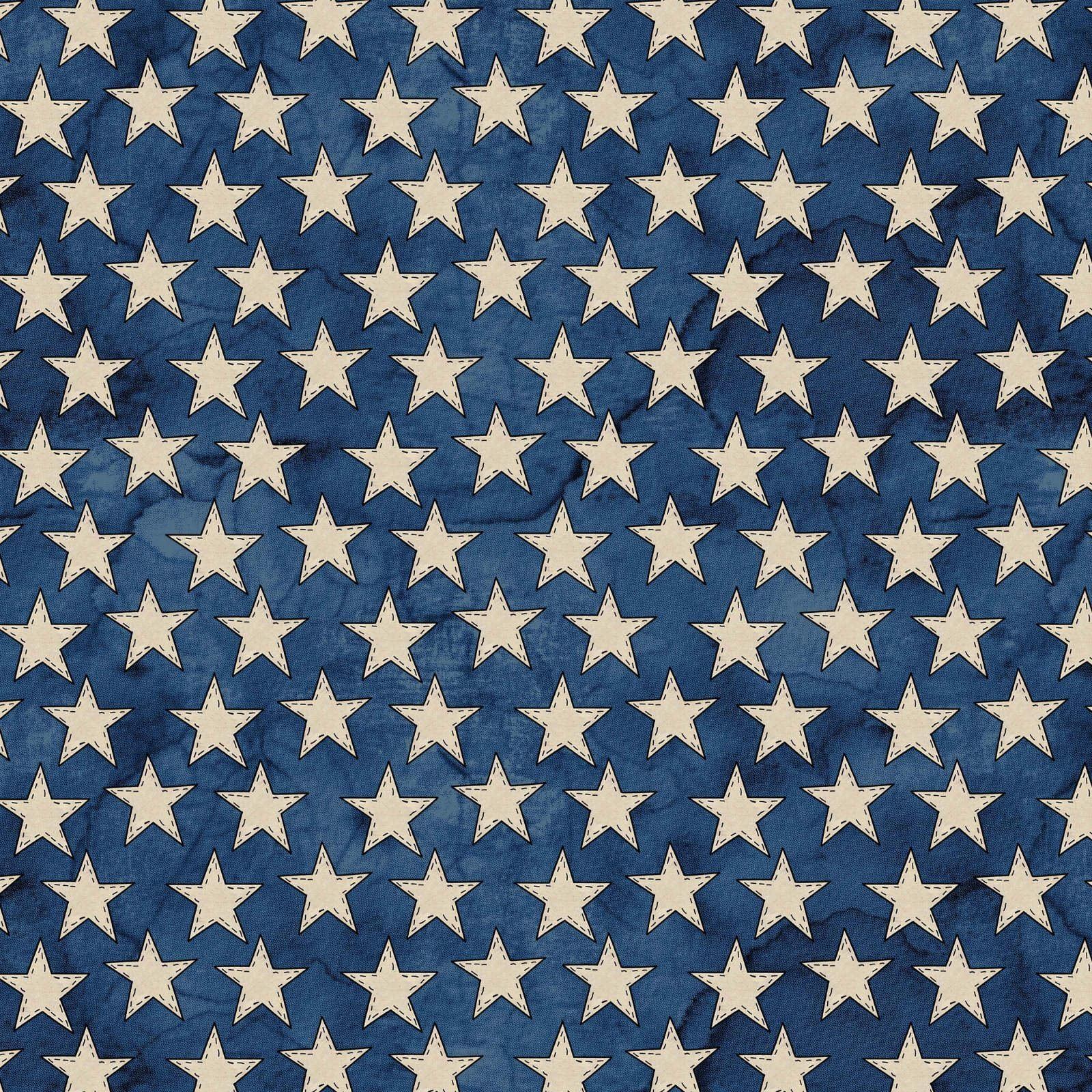 American Honor Stars Blue (W10632)