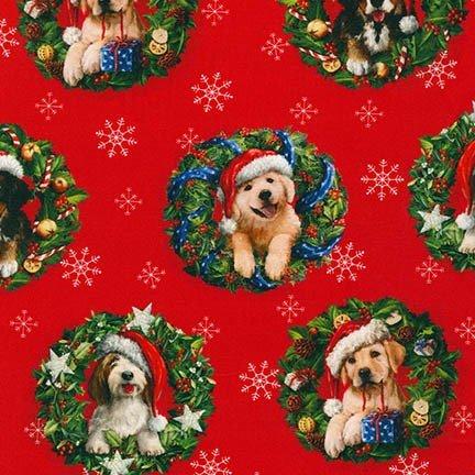 Christmas Pets Dogs (F5043)