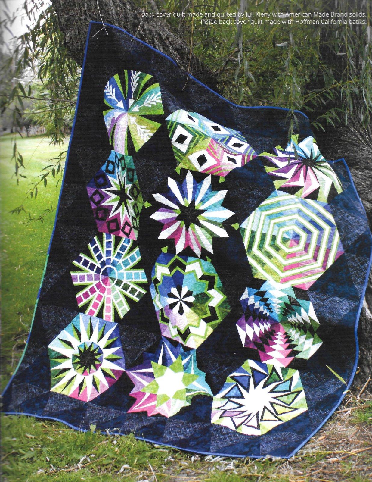 Arcadia Avenue Hoffman Batik Quilt Kit