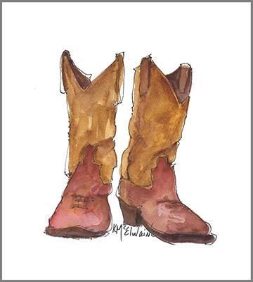Cowboy Boots (PE0190