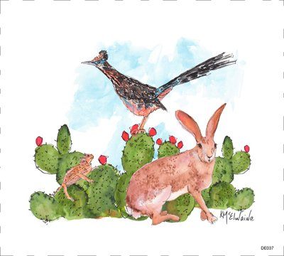 Rabbit (DE037)