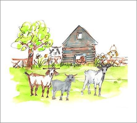 Goat Yard (LS022)