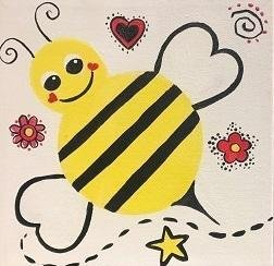 Diamond Kit - Bumble Bee