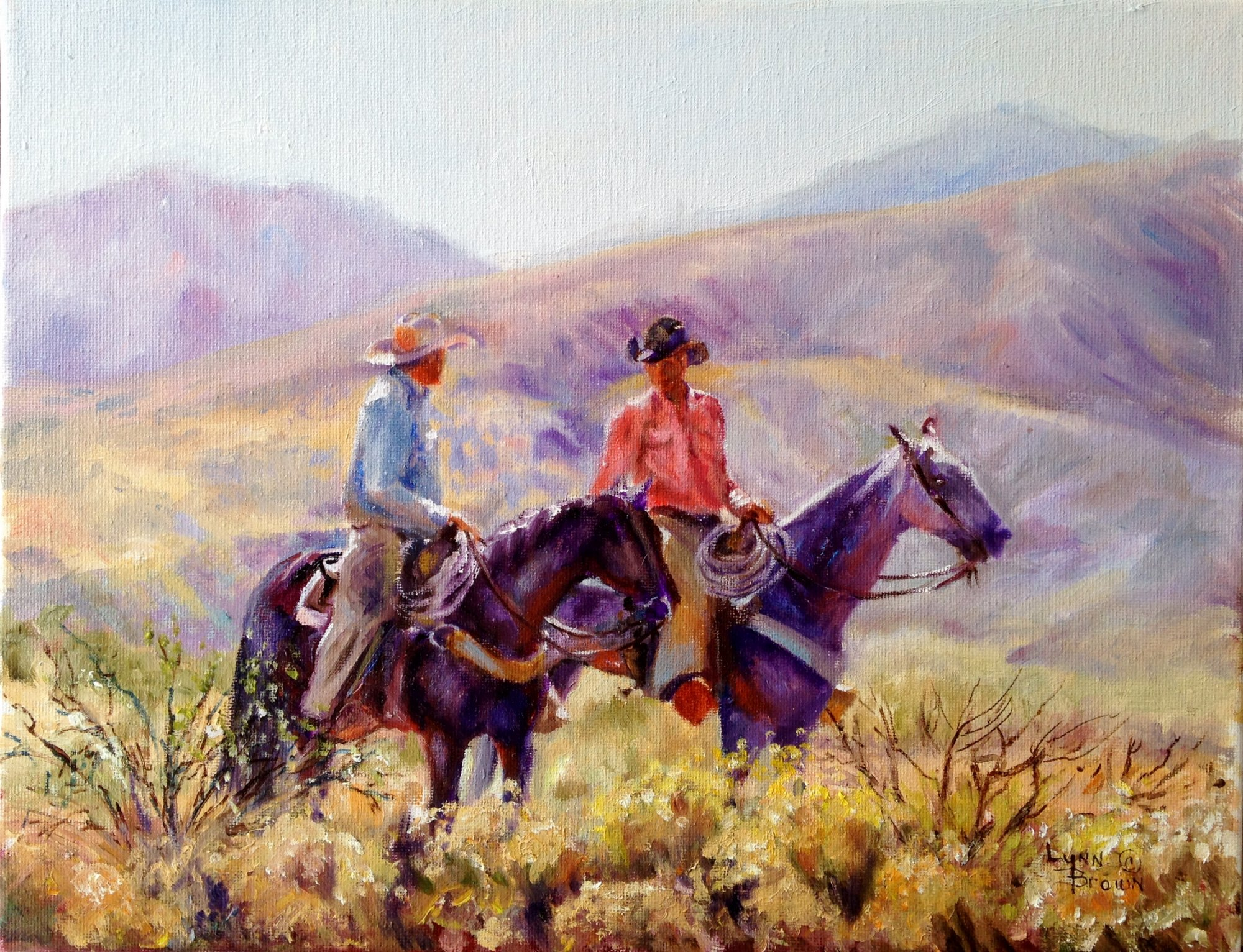 Cowboys Riding the Range (IMG_3150)