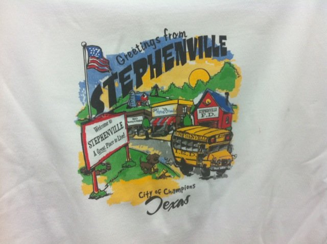 Stephenville Long Sleeve T-shirts