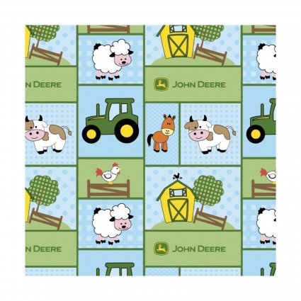 John Deere Nursery Baby Yard Patch (F4808)