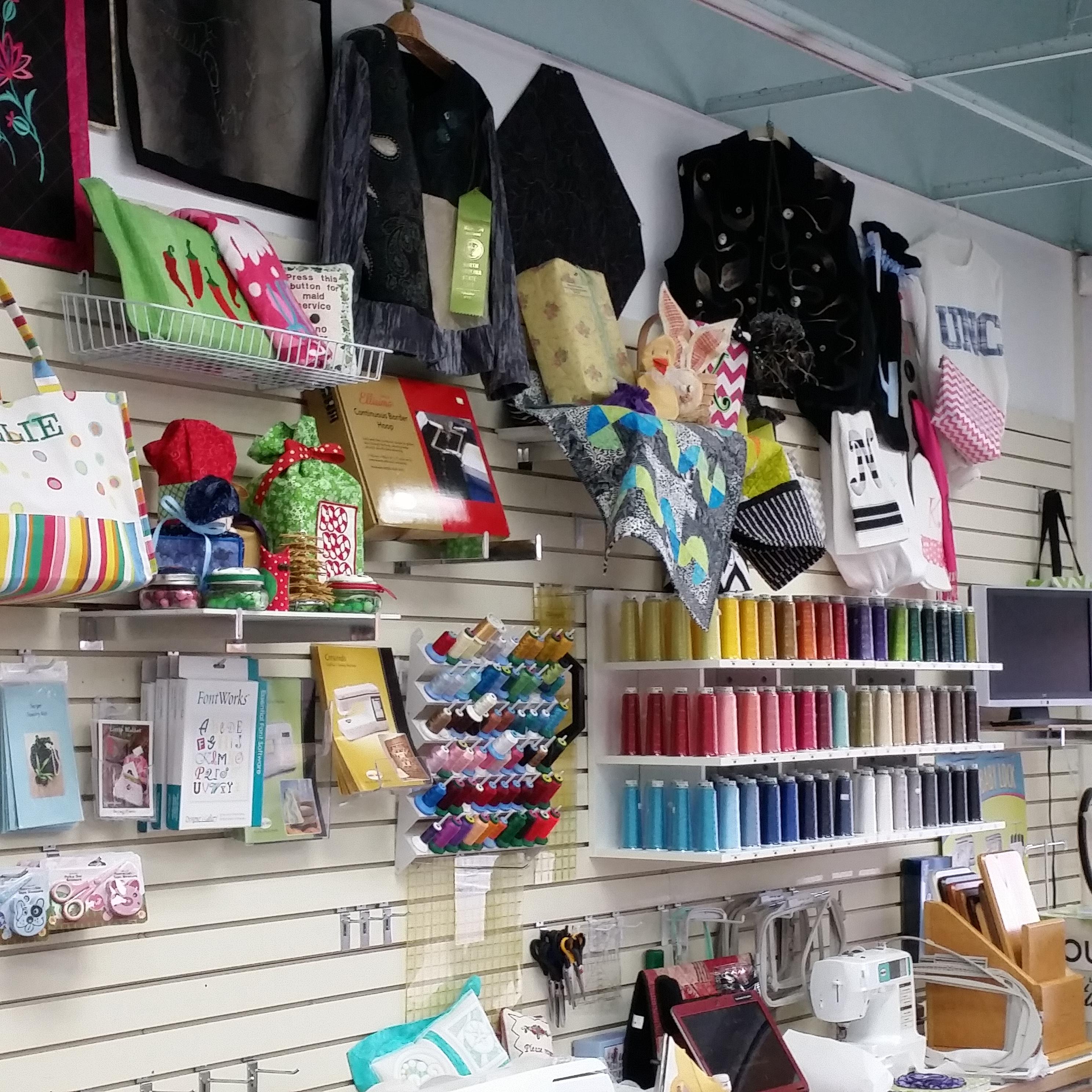 Carolina Sew-n-Vac   Sewing & Quilting Supplies   Raleigh, NC