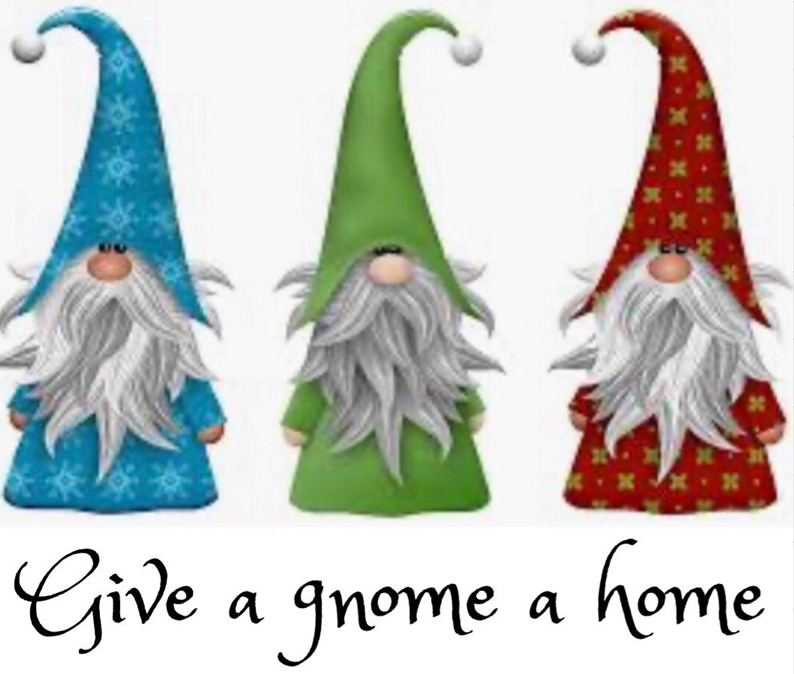 May - Give a Gnome a Home (at Home)