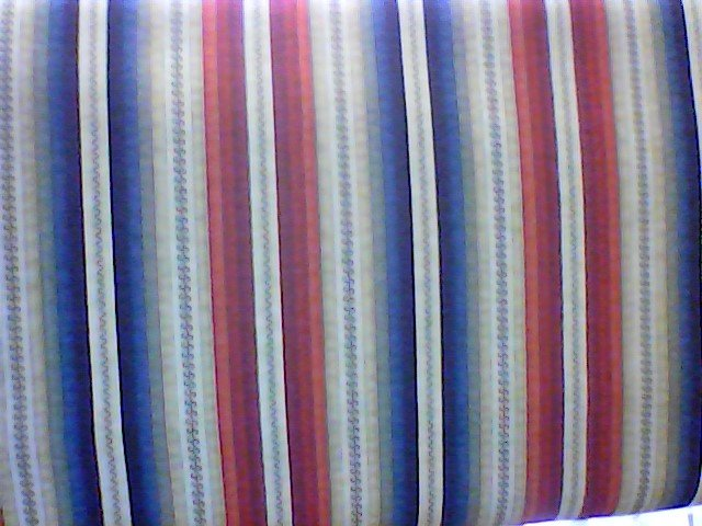 Blanket Stripe Red/Multi