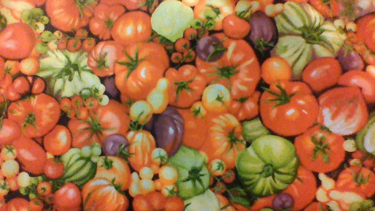 * Mixed tomatoes
