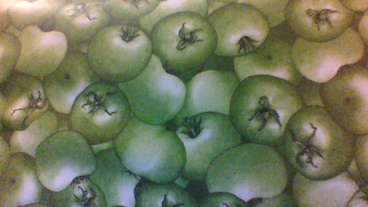 * Green Tomatoes