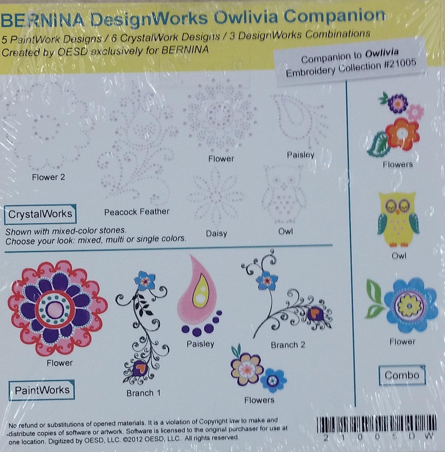 CD DesignWorks Owlivia