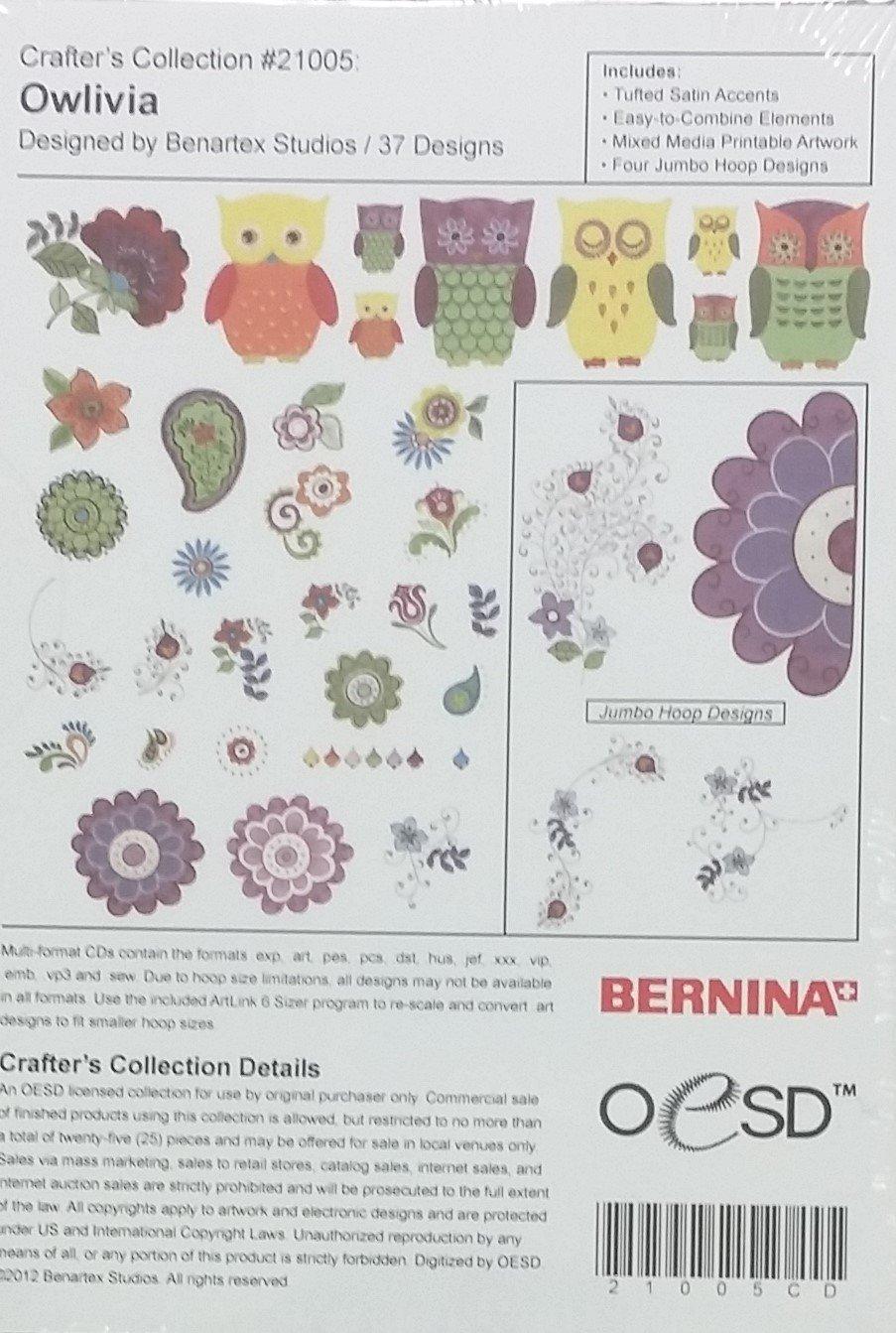 Bernina Exclusive - Owlivia