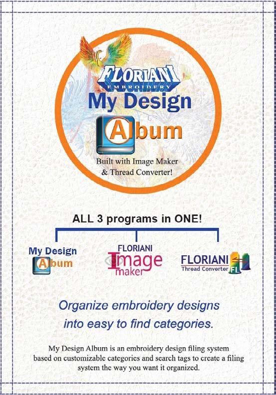 Floriani My Design Album