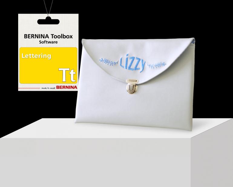 Bernina Toolbox Software- Lettering