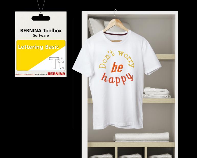 Bernina Toolbox Software- Lettering Basic