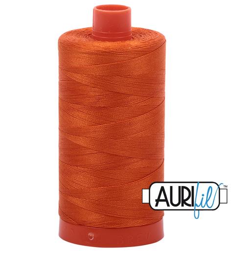 Aurifil 50wt Orange - 2235
