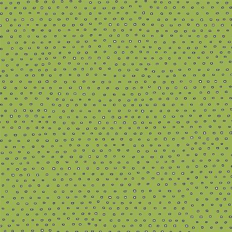 Pixie Square Dot Lime