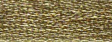 Embroidery Floss Precious Metal Light Gold