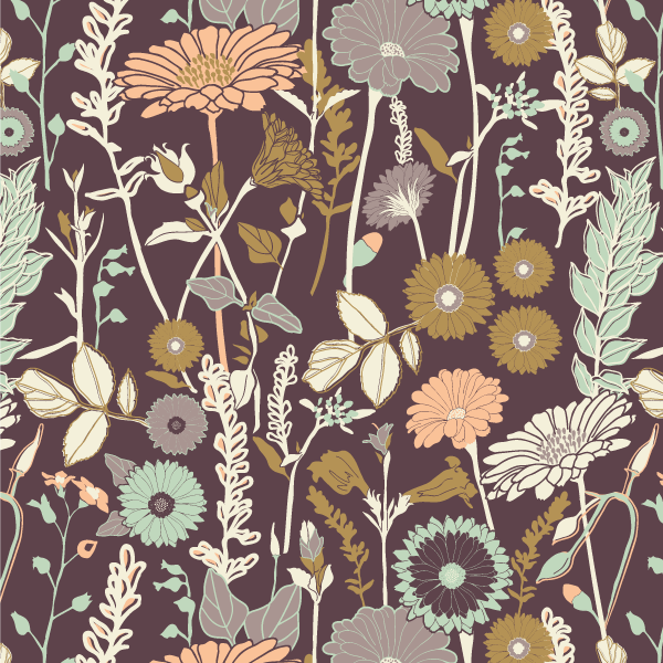 Flower Field Soil