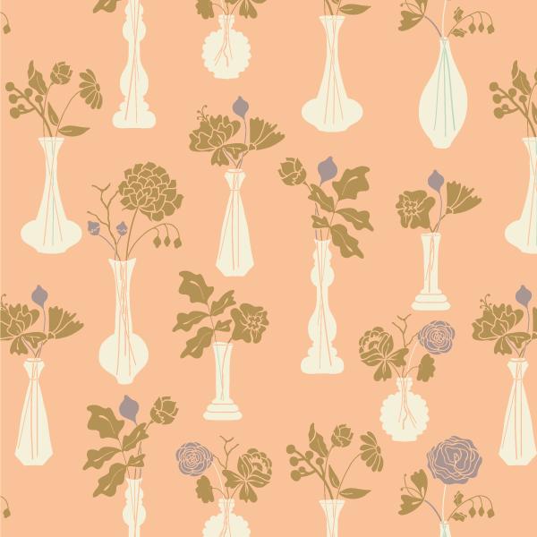 Vintage Vases Ginger