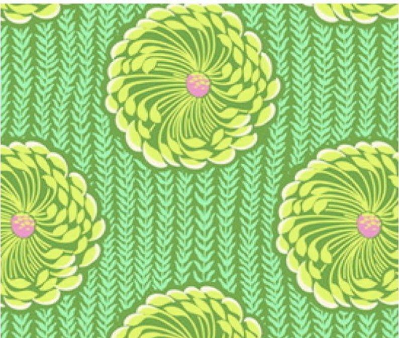 Amy Butler - Soul Blossom Corduroy - Delhi Blooms