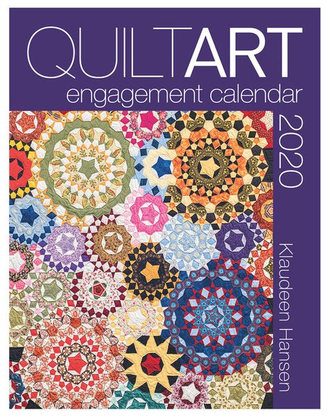 Quilt Art 2020 Calendar