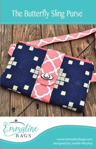 the Butterfly Sling Purse & Hardware
