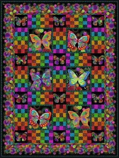 Unusual Garden Butterfly Kit