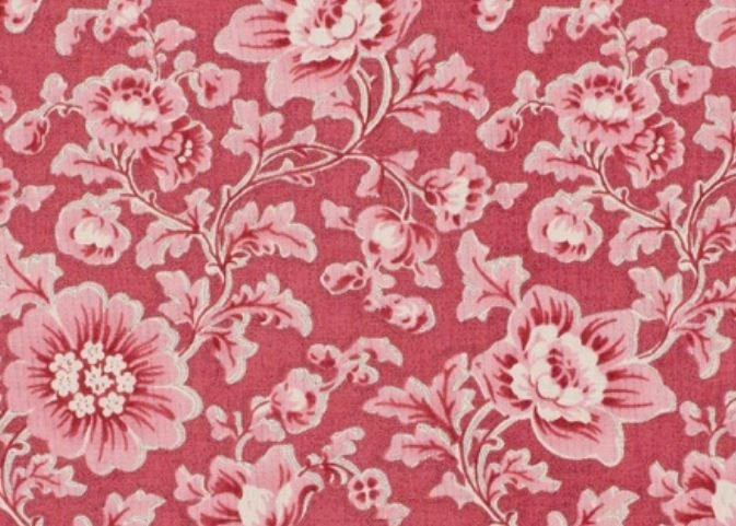 Le Bouquet Francais - Faded Red