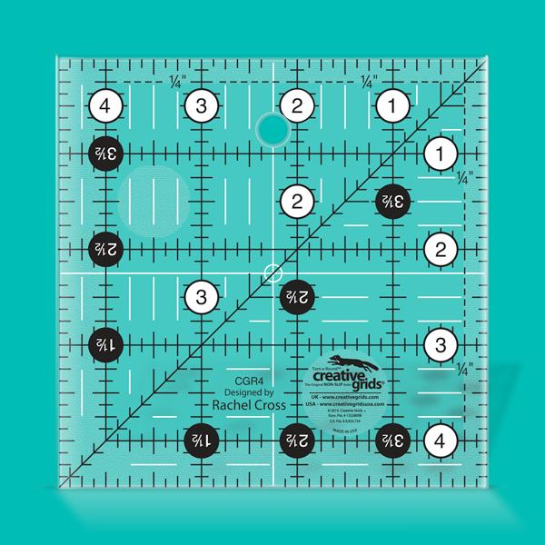 Creative Grids 4 1/2 Square