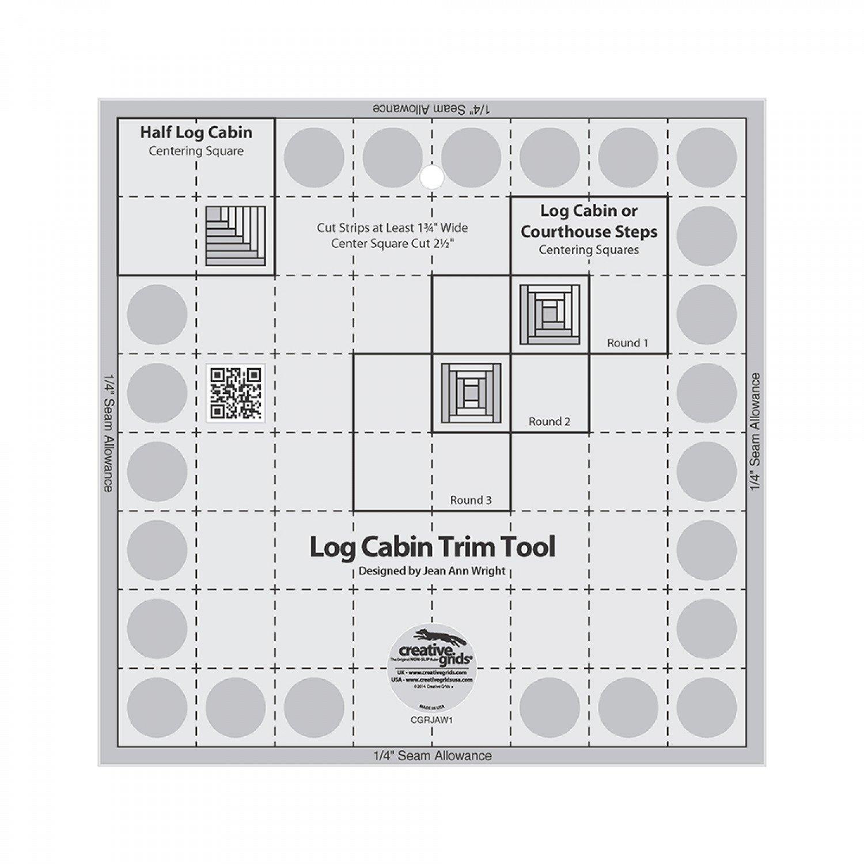 Log Cabin CGR 8x8