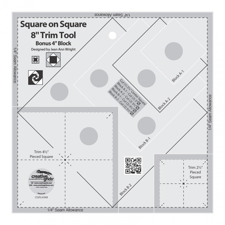 Square on Square 8 Trim Tool