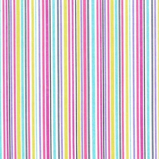 Slender Stripe - Pink