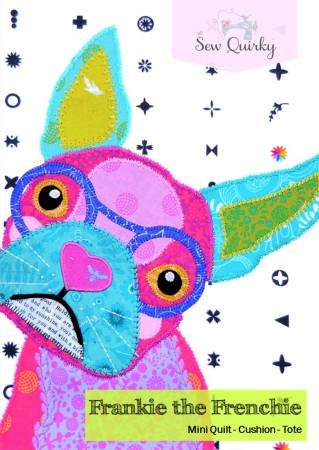 Frankie the Frenchie Pattern