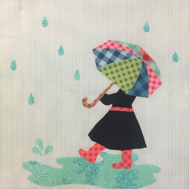 April Mini Quilt