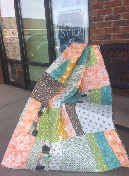Snuggle Up Kit - Teal