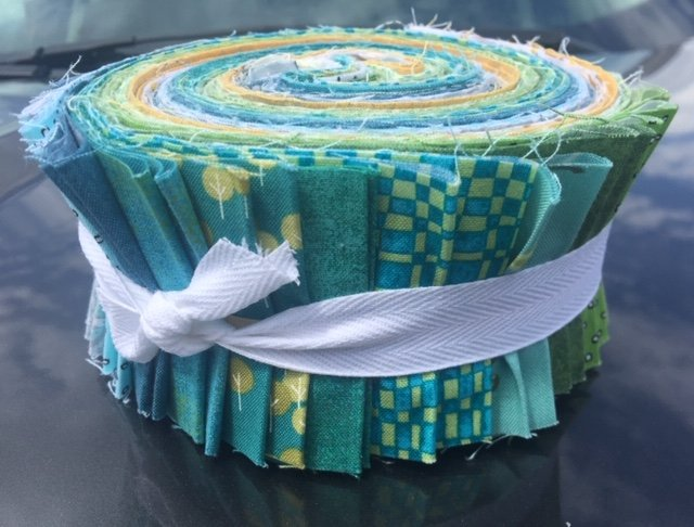 Ocean Jelly Roll (2.5 strips, 40 pc)