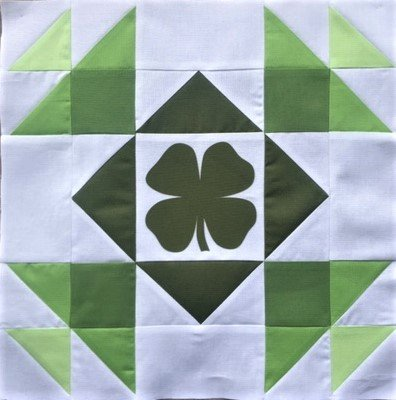 Color Me Irish - 12 MIni Quilt
