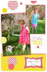 Little Vicki Pattern