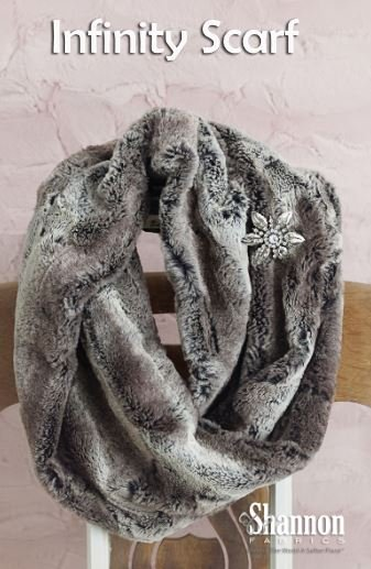 Infinity Scarf - Luxe Minky