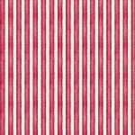 Maywood Studio - Kris Lammers - Roam Sweet Home - Red White Stripes