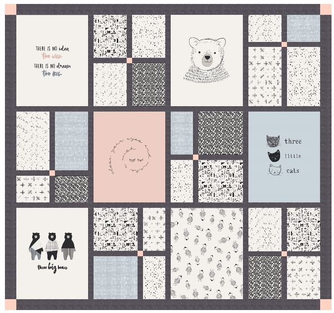 No Dream Too Big Pattern - PDF Download