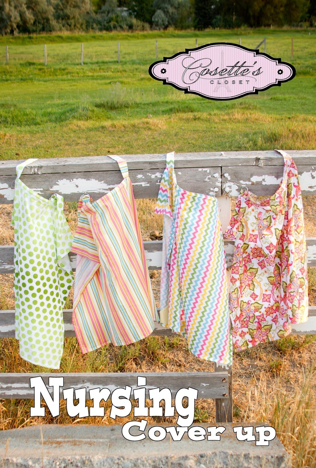 Nursing Cover Up Pattern