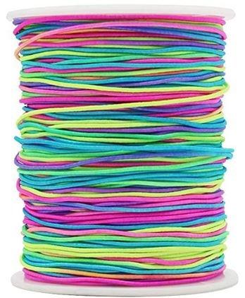 Elastic Cord Pastels