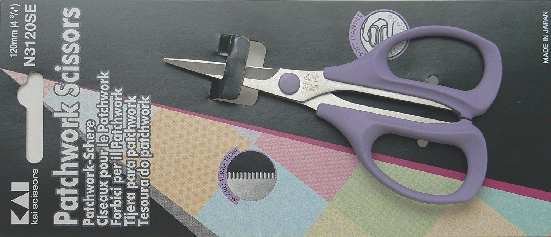 Kai 4.5 Patchwork Scissors